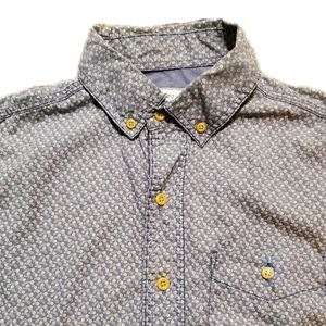 PD&C Button-up S Collared Detailed Shirt